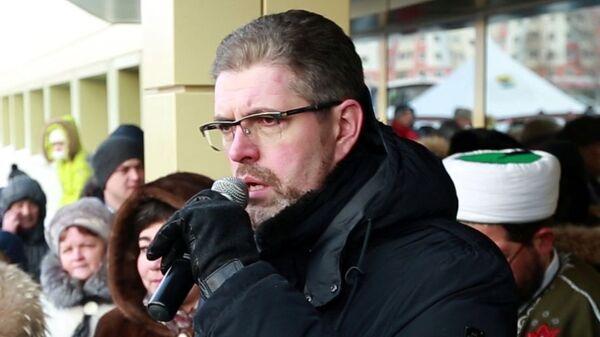 Глава города Нефтеюганска Сергей Дегтярев