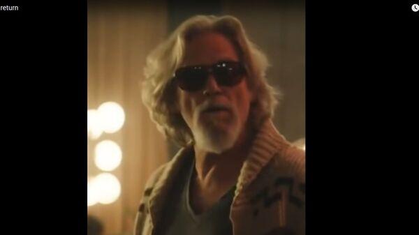 Джефф Бриджес в загадочном ролике намекнул на продолжение Большого Лебовски. Скриншот видео