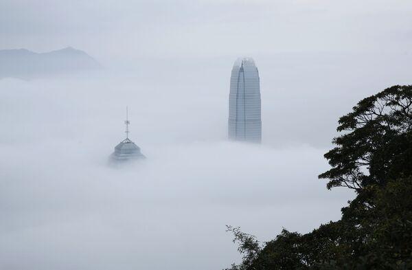 Два гонконгских великана