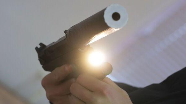 Самозарядный пистолет Удав,