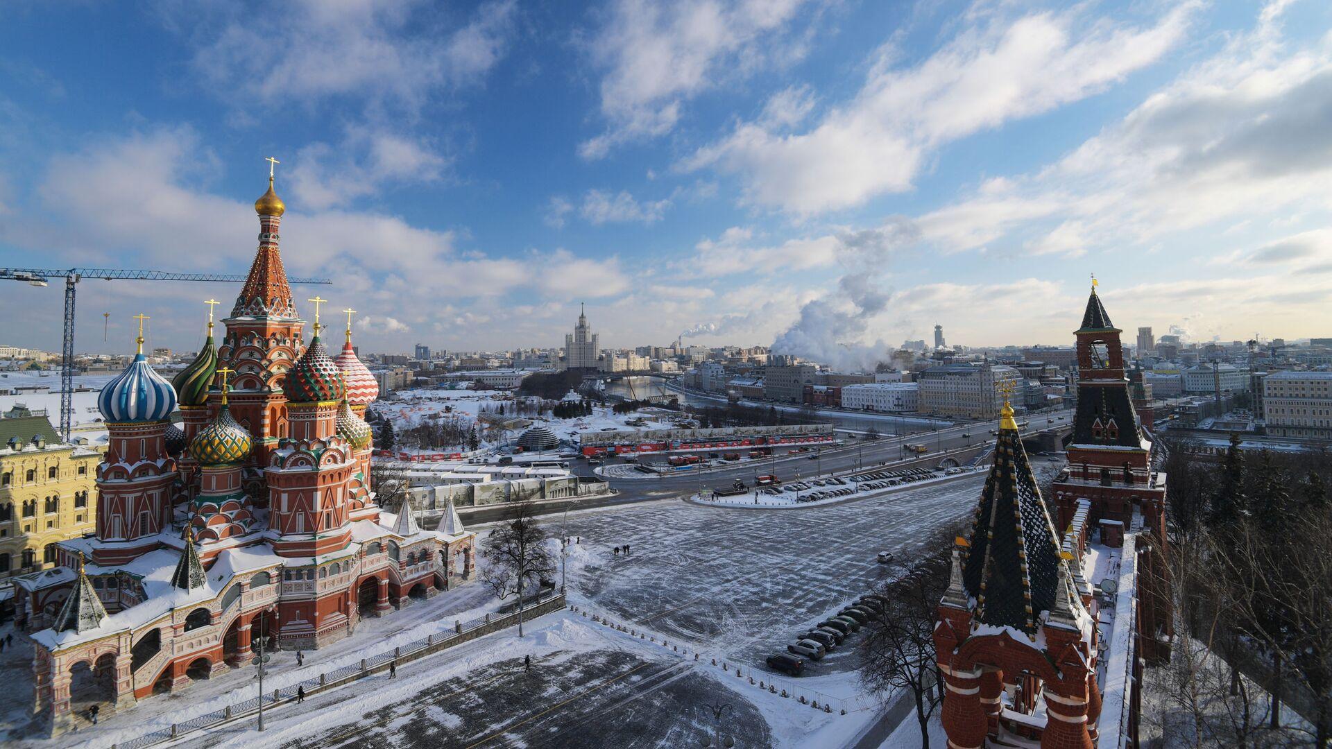 """Вильфанд предупредил москвичей о грядущем """"снежном коллапсе"""""""