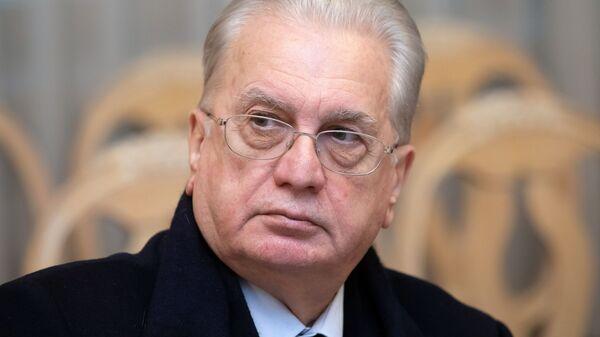 Генеральный директор Государственного Эрмитажа Михаил Пиотровский