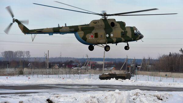 Вертолеты Ми-8 МТВ-5-1