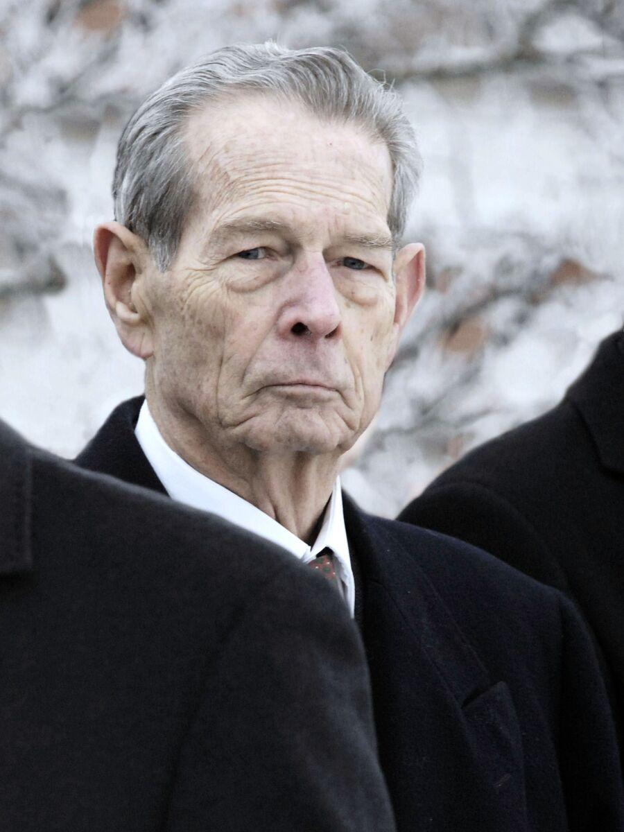 Михай I в 2007 году