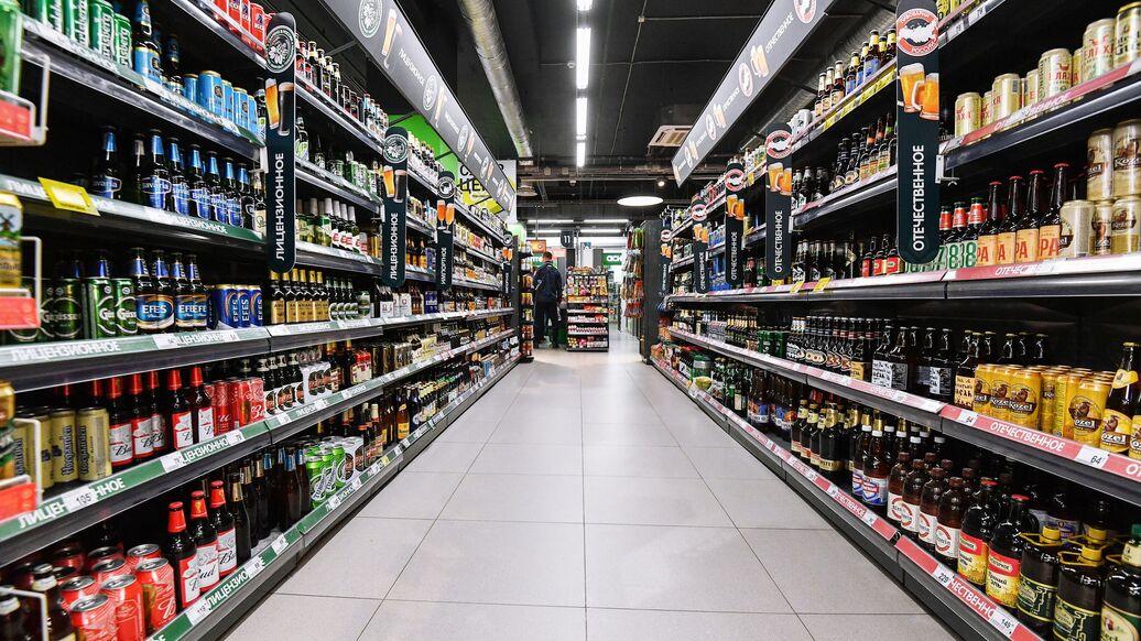 Ретейлеры опасаются дефицита спиртного в России, пишут СМИ