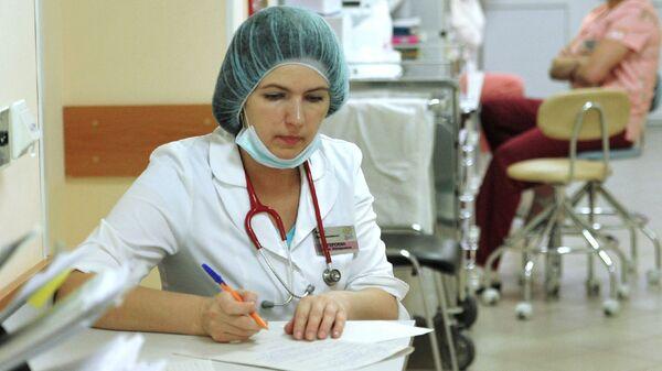 Московские больницы проведут дни открытых дверей в феврале