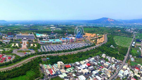 Парк Lihpao Land в Тайване