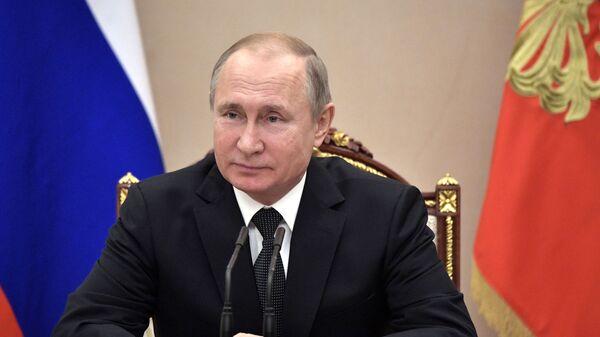 Путин вручит молодым ученым премии в области науки и инноваций