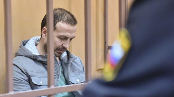 Алан Кятов в суде