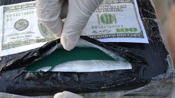 Кокаин, обнаруженный на судне ESER полицией Кабо-Верде