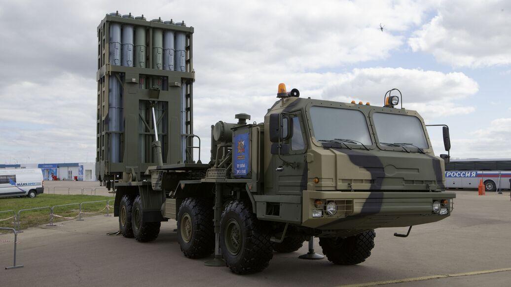 Веер ракет: сможет ли новая система ПВО отпугнуть от России авиацию НАТО
