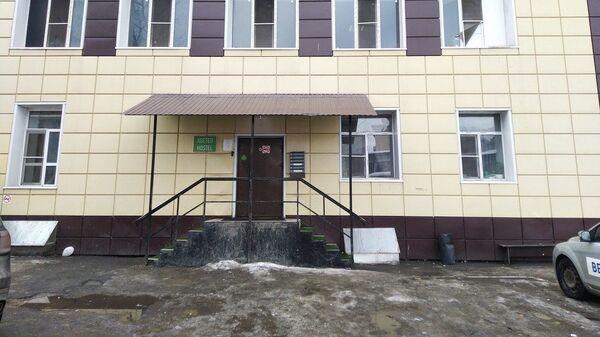 Хостел на юго-востоке Москвы, откуда госпитализированы два человека с корью