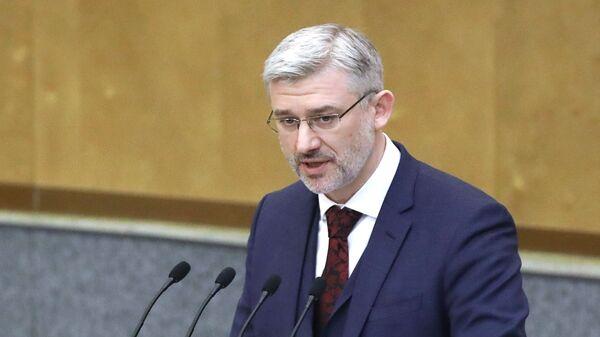 Министр транспорта РФ Евгений Дитрих