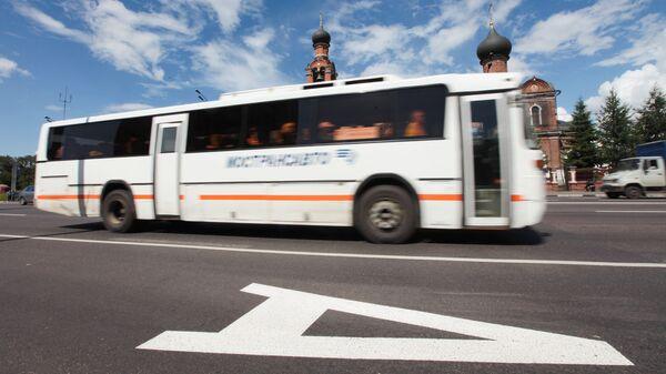 Городской автобус Мострансавто