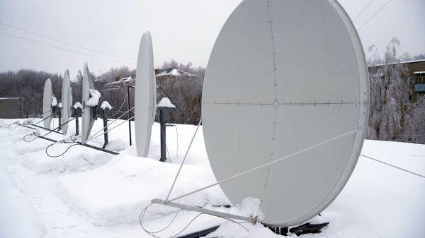 Антенны Пензенского областного радиотелевизионного передающего центра