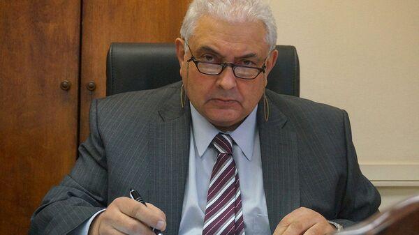 Директор третьего европейского департамента МИД России Сергей Нечаев. Архивное фото