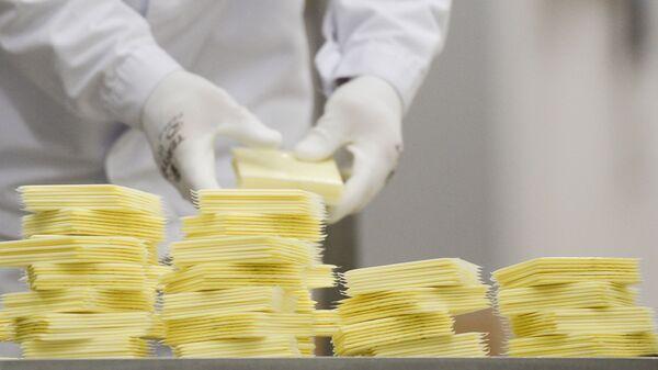Производство плавленого сыра