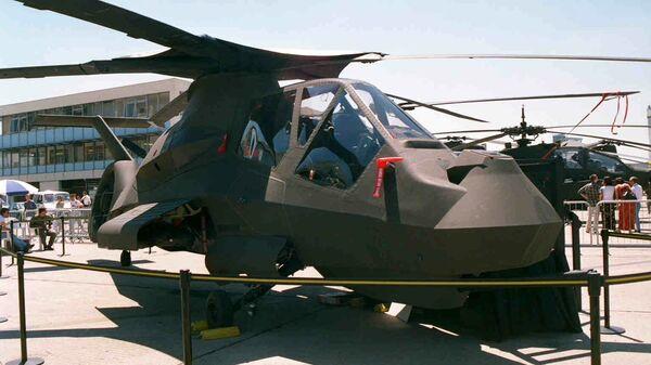 Разведывательно-боевой вертолет RAH-66 Comanche