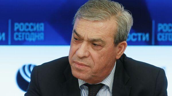 Чрезвычайный и Полномочный Посол Государства Палестина в Российской Федерации Абдель Хафиз Нофаль