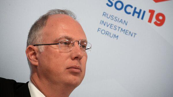Кирилл Дмитриев на Российском инвестиционном форуме в Сочи