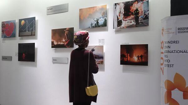 Выставка работ лучших молодых фотографов мира по версии российского конкурса имени Андрея Стенина открылась в южноафриканском Йоханнесбурге. 14 февраля 2019