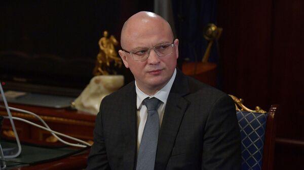 Заместитель министра строительства и жилищно-коммунального хозяйства РФ Дмитрий Волков