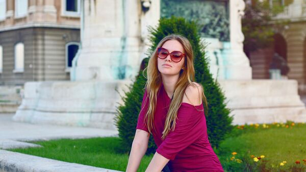 Девушка в Будапеште