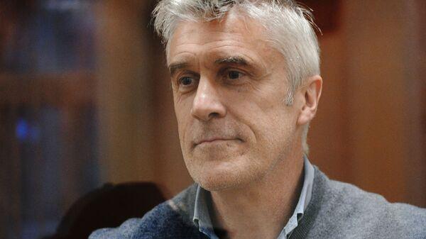 Основатель Baring Vostok Майкл Калви в Басманном суде Москвы