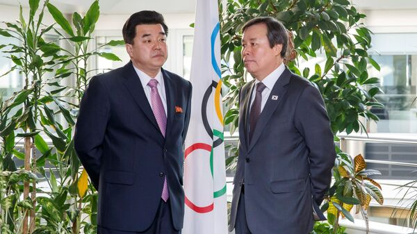 Ким Ир Гук и То Чонхван