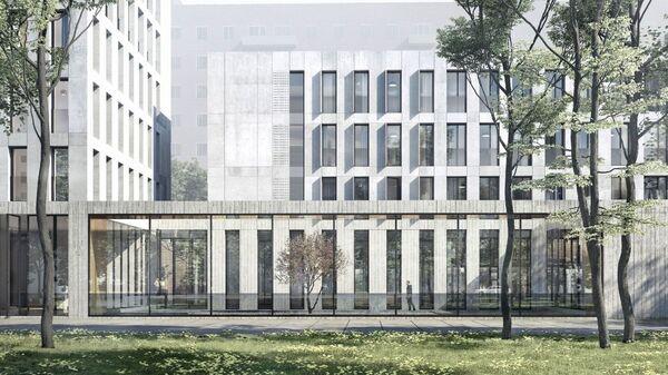Проект апартаментов на Нижней Масловке в Москве