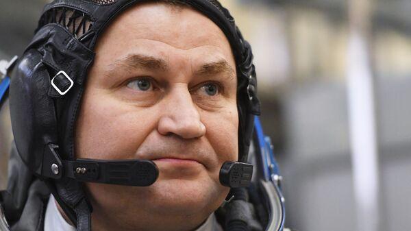 Космонавт Овчинин готов снова лететь в космос