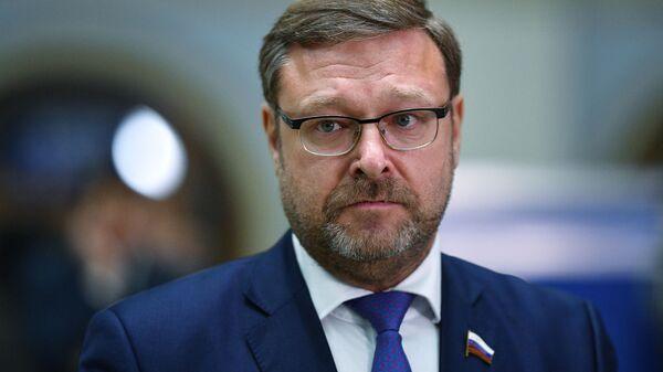 Косачев назвал заявление президента Латвии о России провокационным