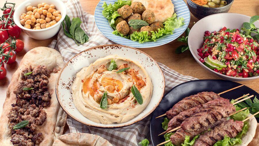Ливанская национальная кухня