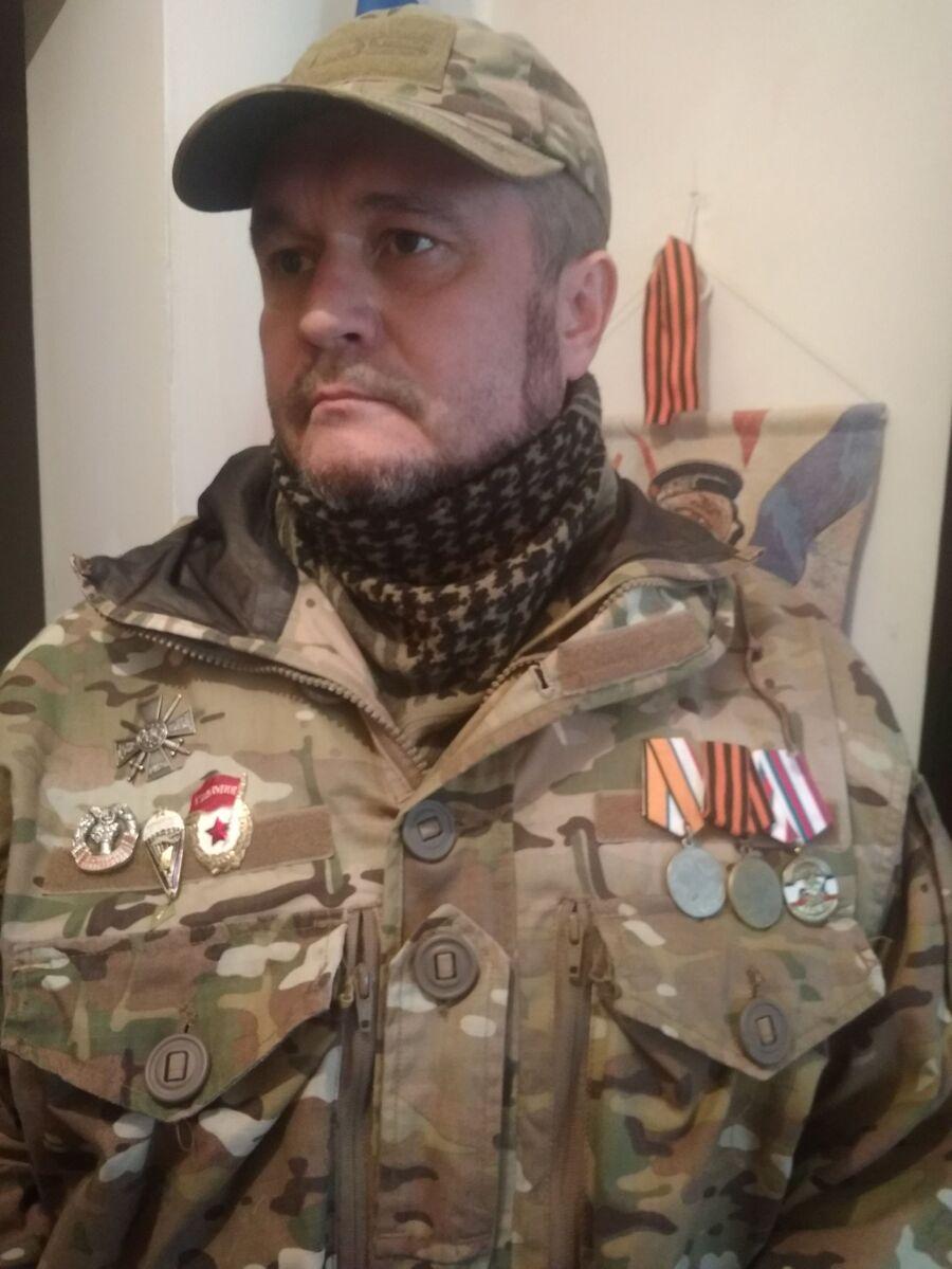 Александр Себякин — бывший военный, предприниматель
