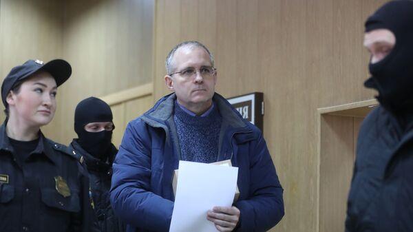 Гражданин США Пол Уилан в суде