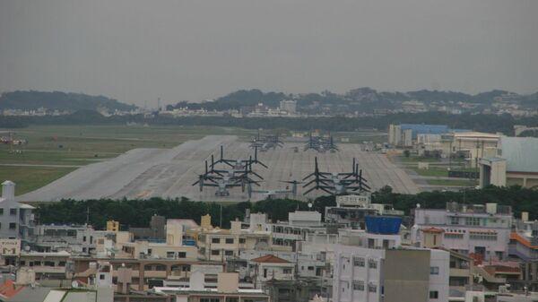 Военная база США в Японии