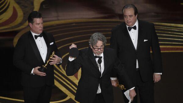 Вручение премии Оскар-2019 за лучший сценарий
