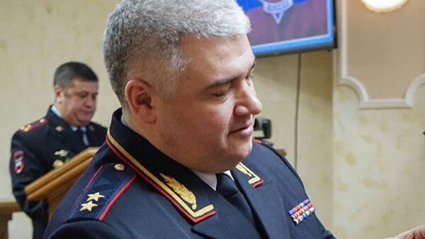 Начальник ГУОБДД МВД России, генерал-лейтенант полиции Михаил Черников