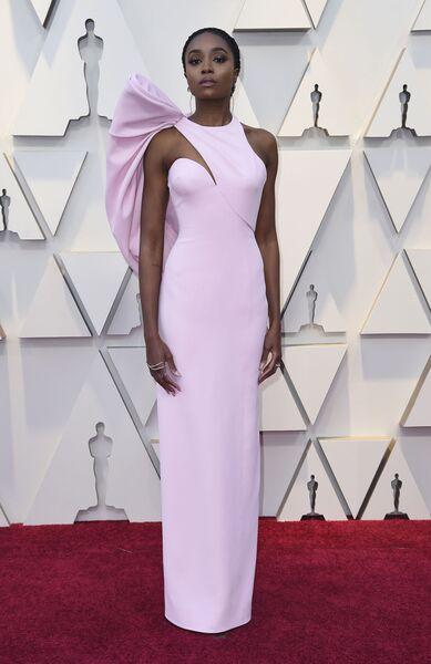 Кики Лэйн на церемонии вручения премии Оскар