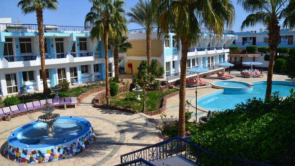 Отель в Шарм-эль-Шейхе