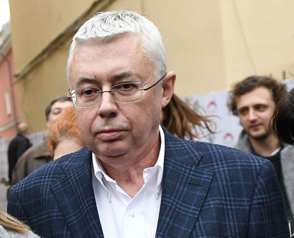 Политолог Игорь Малашенко