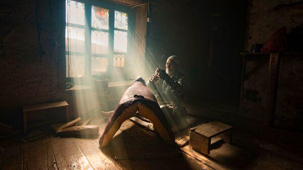 Mehmet Aslan. Победитель национальной номинации фотоконкурса Sony World Photography Awards 2019