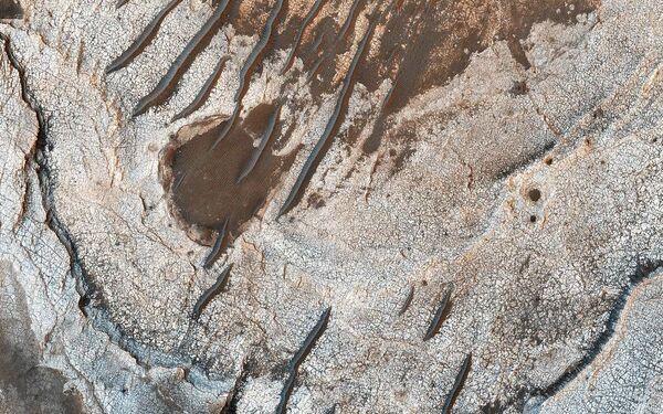 Поверхность Марса снятая камерой HiRISE