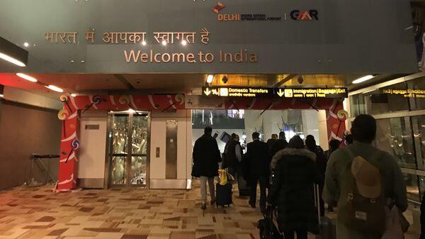 В Индии запретили все пассажирские рейсы внутри страны