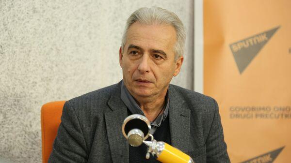 Председатель комитета по Косово и Метохии парламента Сербии Милован Дрецун