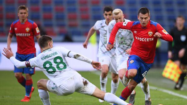 Руслан Камболов (слева) и Георгий Щенников