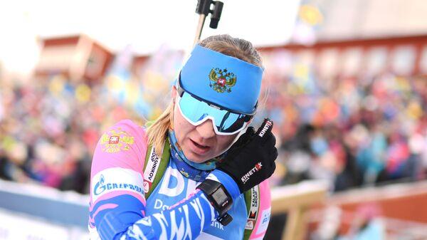 Российская биатлонистка рассказала, как в сборной заставляли худеть