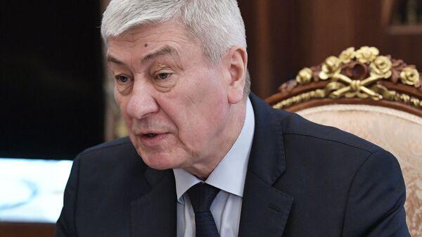 Директор Росфинмониторинга Юрий Чиханчин