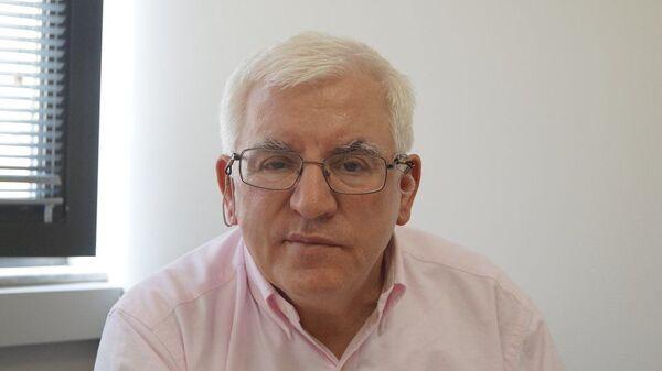 Координатор отдела международных связей СИРИЗА Панос Тригазис