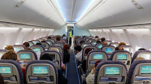 Выяснилось, какие места в самолете выбирать тем, кто страдает от тошноты